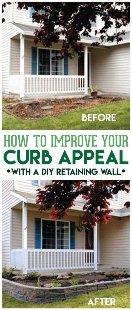 Learn how to make a retaining wall pin image
