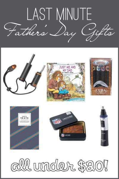 Last Minute Father's Day Gifts. Use your Amazon Prime account and get these gifts just in time!