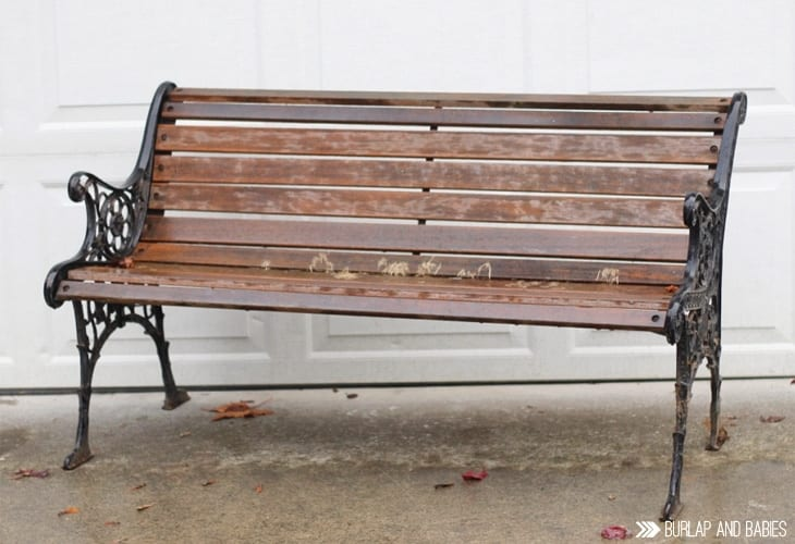 weathered-bench-before