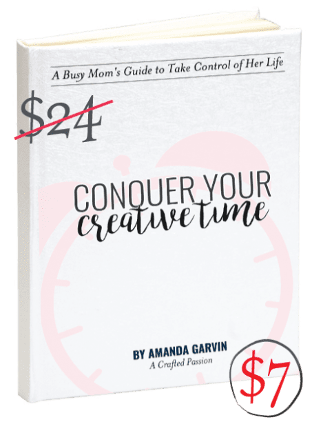Grab Conquer Your Creative Time for just $7