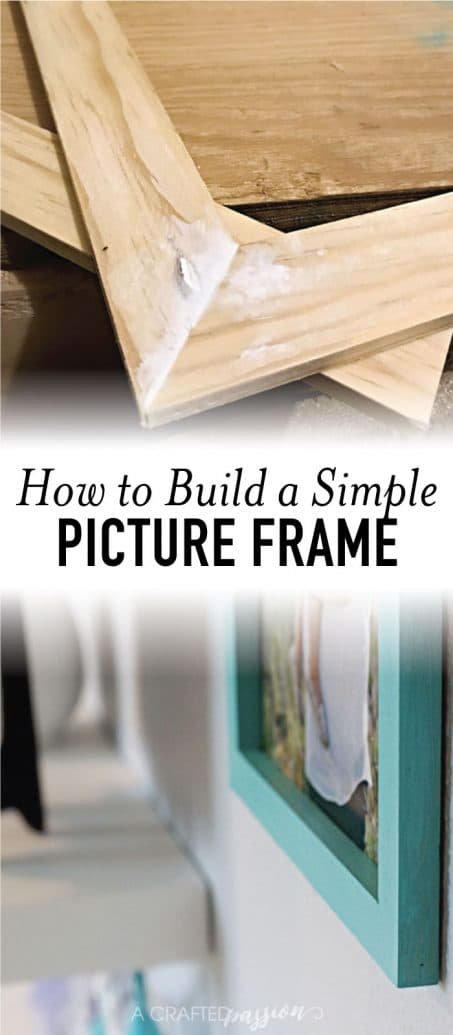 Custom picture frame image