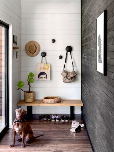 Modern Entryway Decor from Design Files