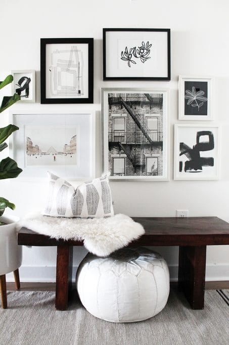 Modern Entryway Decor from The Vault Files