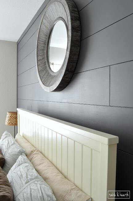 Check out these GORGEOUS moody and modern dark master bedrooms to inspire you that light isn't always better.
