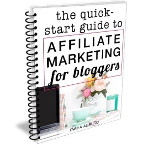 The Quick Start Guide to Affiliate Marketing for Bloggers